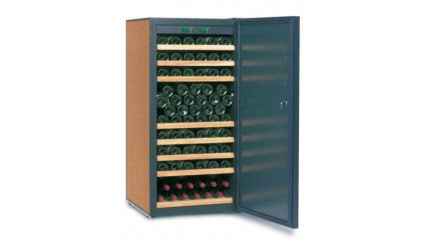 multi temperatures wine cabinet technowine. Black Bedroom Furniture Sets. Home Design Ideas